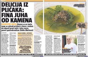 24 sata DELICIJE IZ PLICAKA - Juha od kamena - 21.7.2015 - A