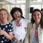 Romana Armstrong, Dragica Lukin, Iva Pavić