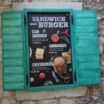 Sendvich and Burger kod splistke Rive