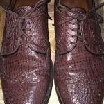 Cipele od kože morskog psa