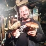 Andrej - gljivar i muzicar u usponu