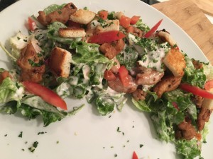 Salata od pilećeg zabatka
