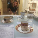 Karin u muzeju