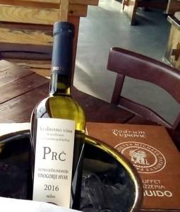 prč vino