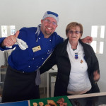 Karlo Fanitni & mentorica Marija Lulic